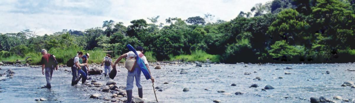 Become a Missionary - Hiking the jungles of Ecuador