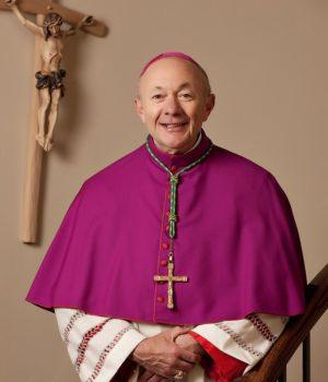 Bishop Douglas Deshotel, Diocese of Lafayette, LA