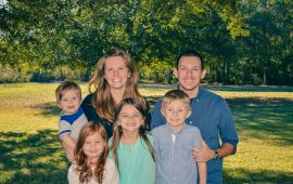 The Romero Family is a lay Catholic foreign missionary family