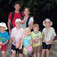 Kiehl Family: Catholic Missionaries // WEB