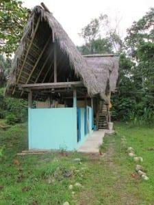The House in Misahualli, Ecuador