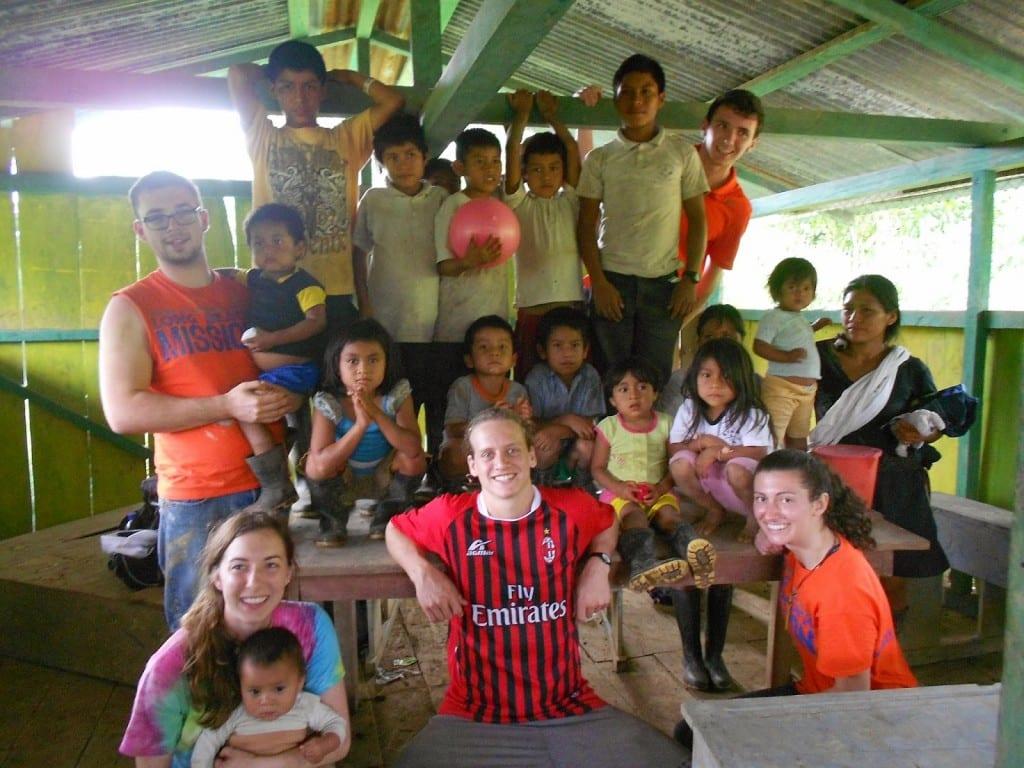 Ecuador, Missionary,