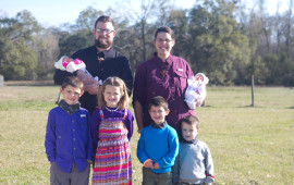 Schmidt family, Catholic Missionaries