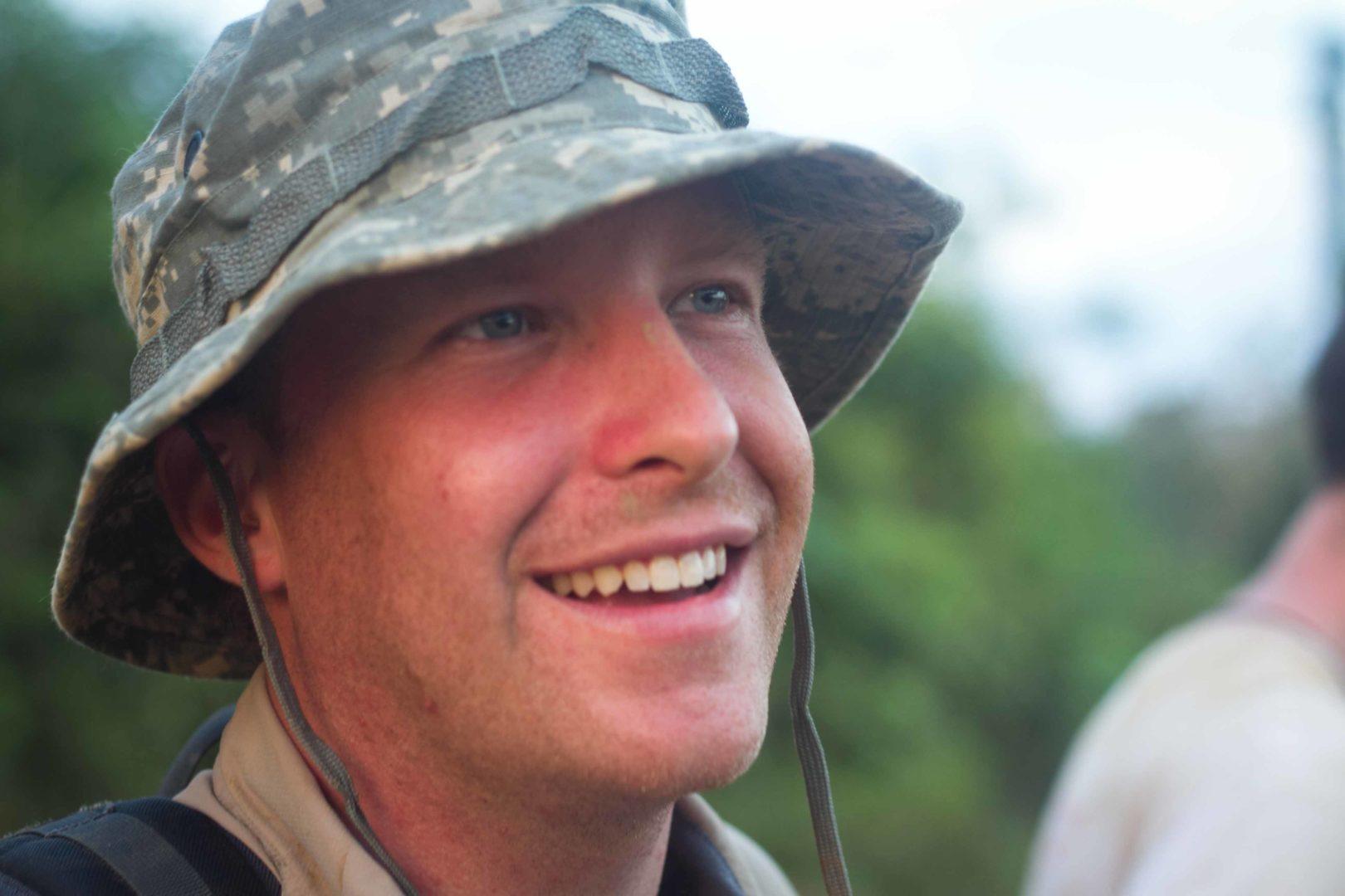 Jason Healy, West Monroe, Missionary