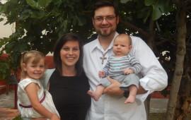 Schumann Family, Catholic Missionaries,