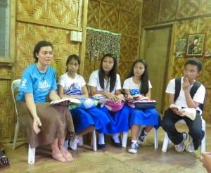 Explaining Manna - Catechisim in the Philippines