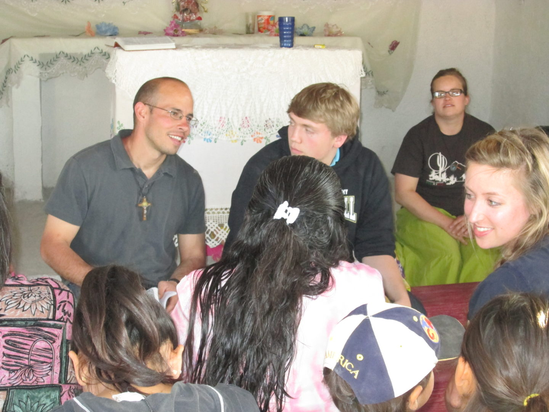 Erik Martin, Catholic Missionary,