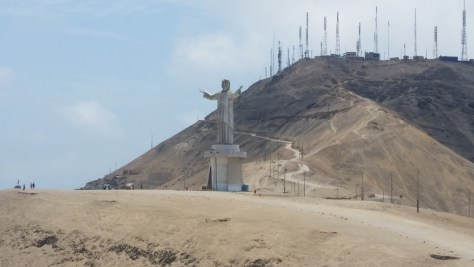Christ of the Pacific (Lima, Peru)