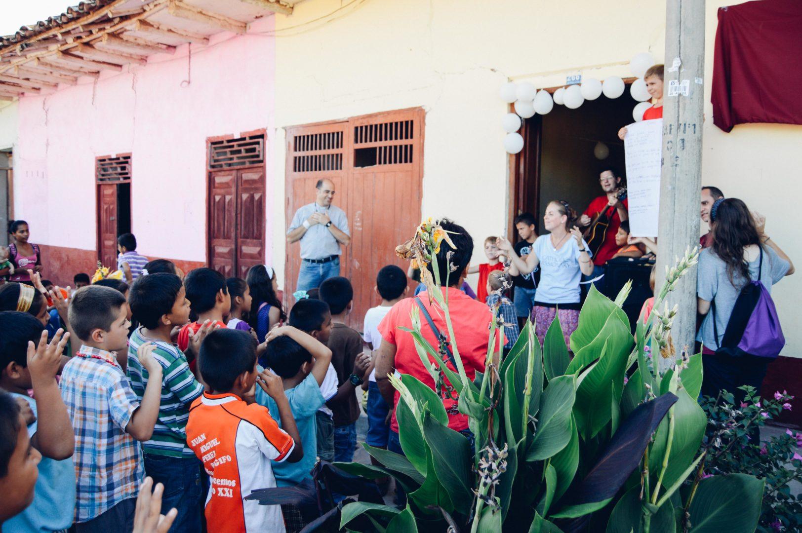 Ezekiel House, Missionaries, Family Missions Company, Peru Mission,