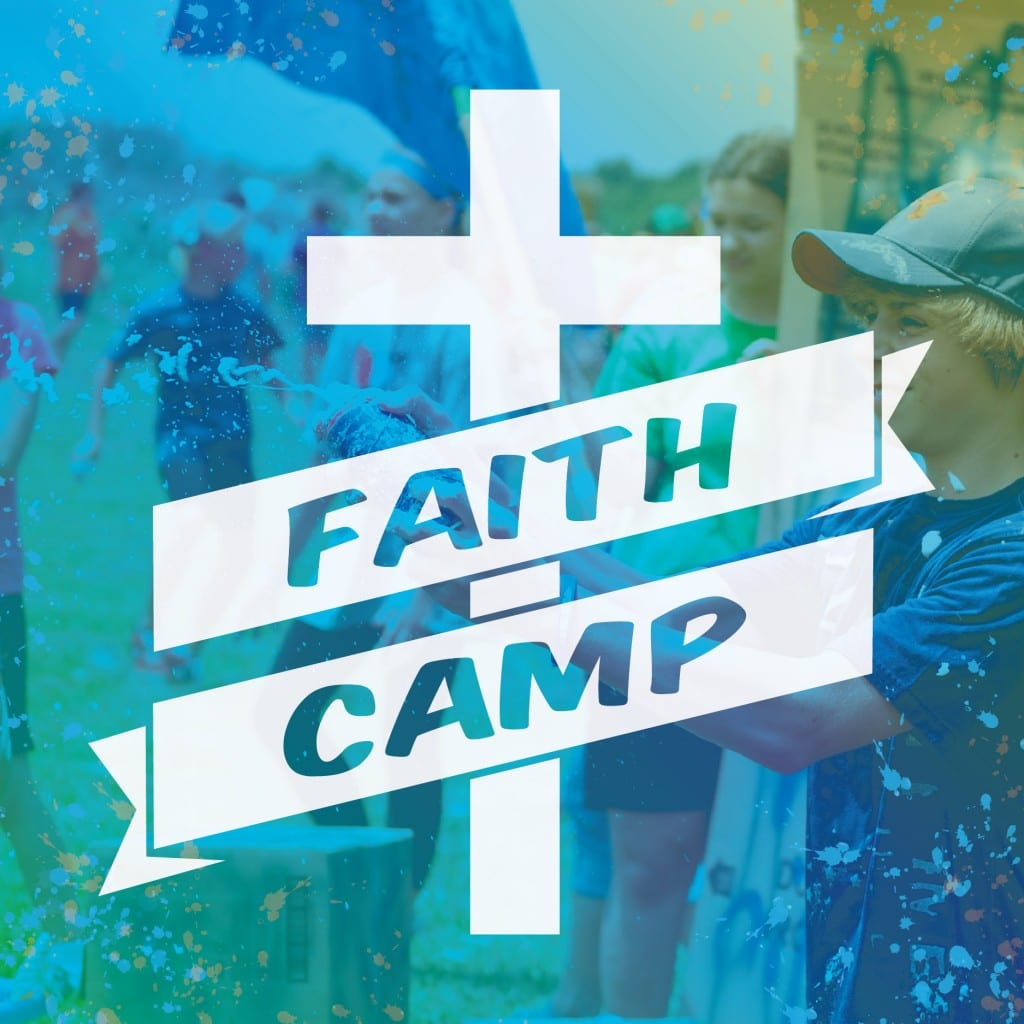 Faith Camp, Catholic, Summer Camp, Middle school, high school, event, missions, missionary