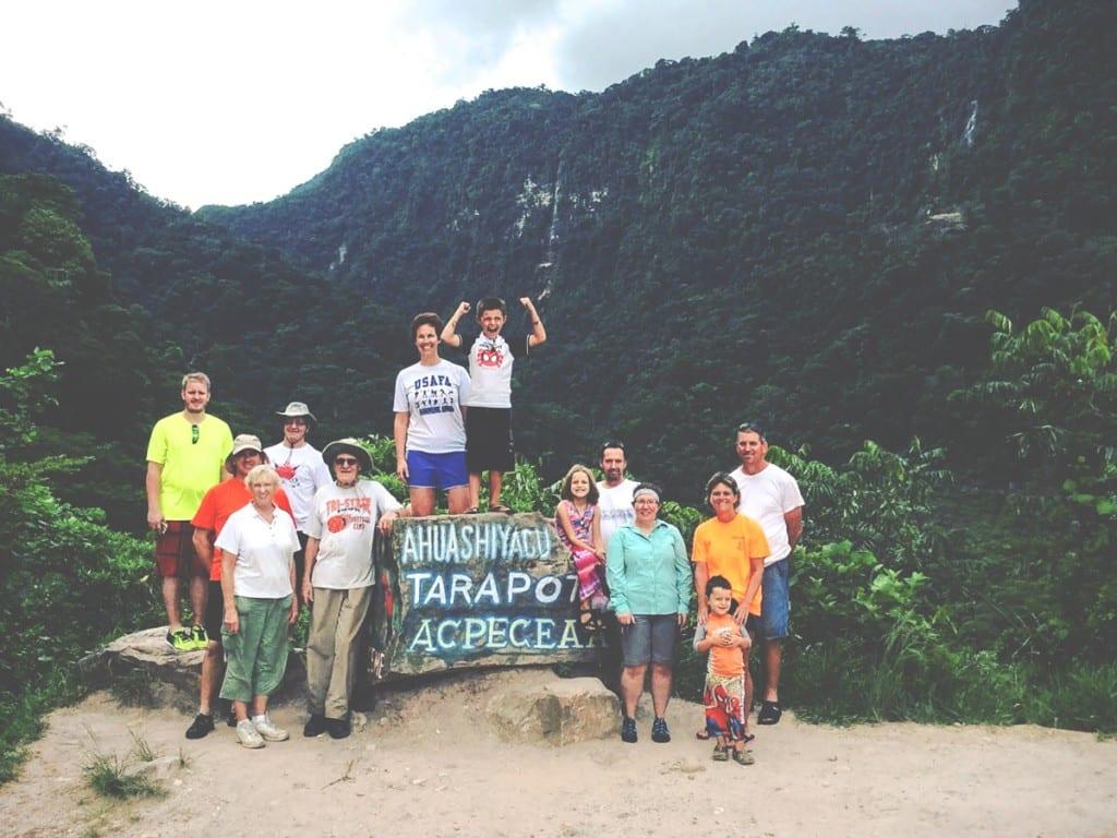 catholic, missions, lay missionary, family, mission trip, peru