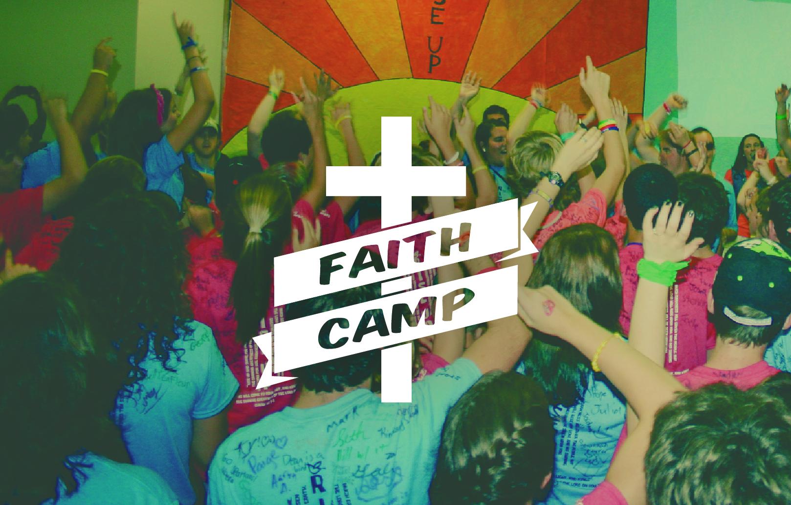 Faith Camp, catholic summer camp, youth