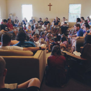 Our interns live in Catholic community with our missionaries