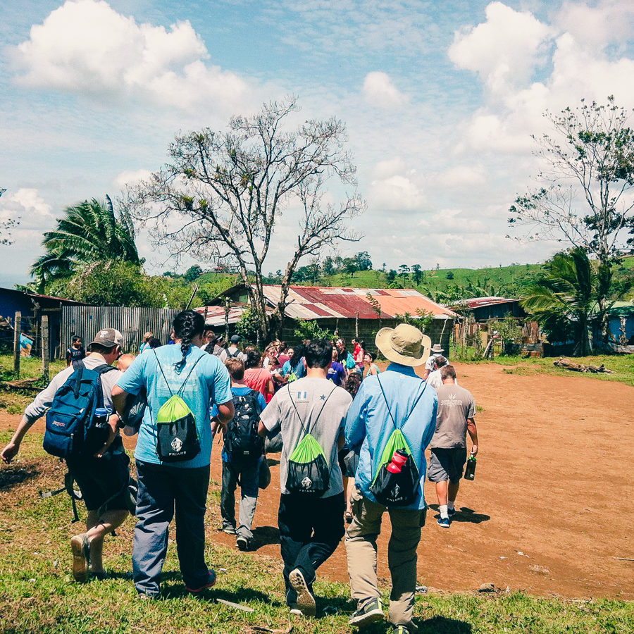 Take a Catholic Mission Trip to Costa Rica