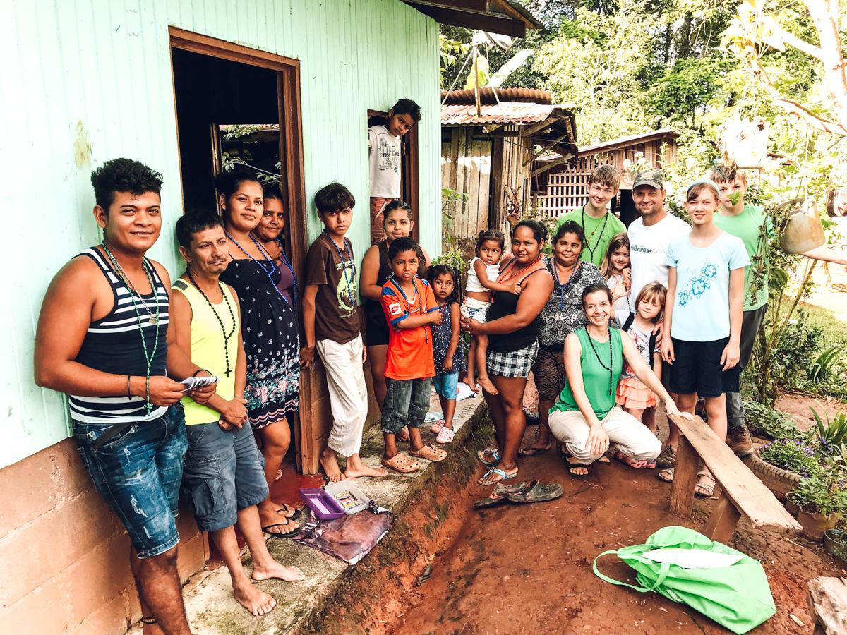 missionaries in Costa Rica