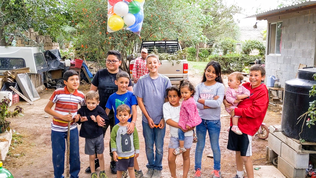 missionary kids in Mexico